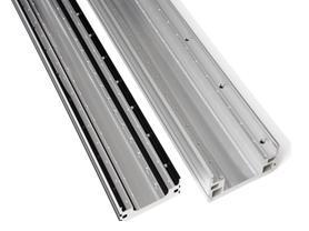 6米长铝型材精密机械加工